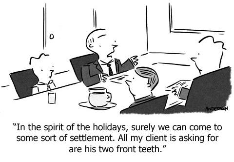 Monday morning holiday humor…