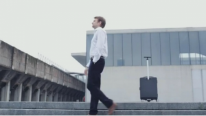 This Suitcase Will Follow You Around on Your Next Business Trip – Literally